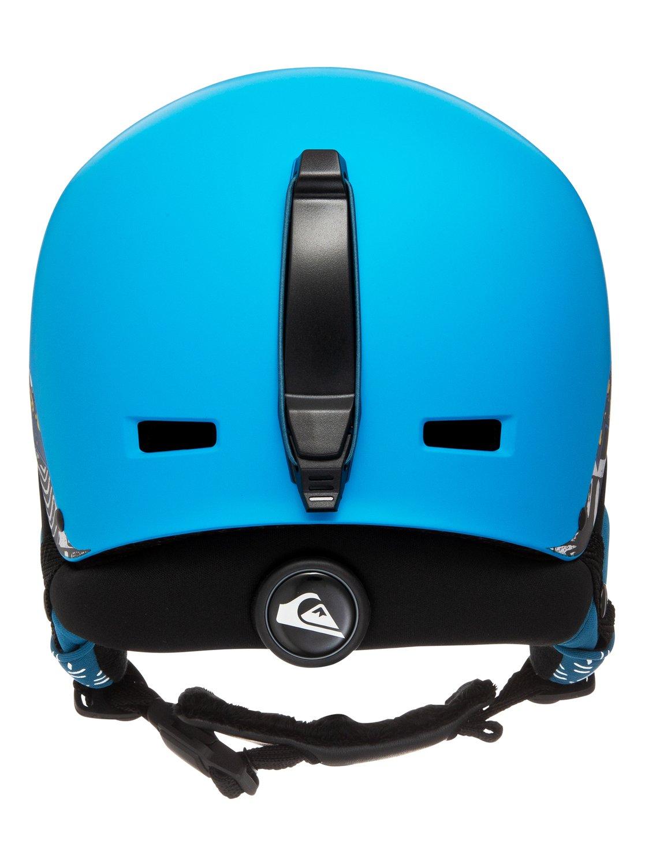 Quiksilver-Axis-Casco-para-Esqui-Snowboard-para-Hombre-EQYTL03034 miniatura 8