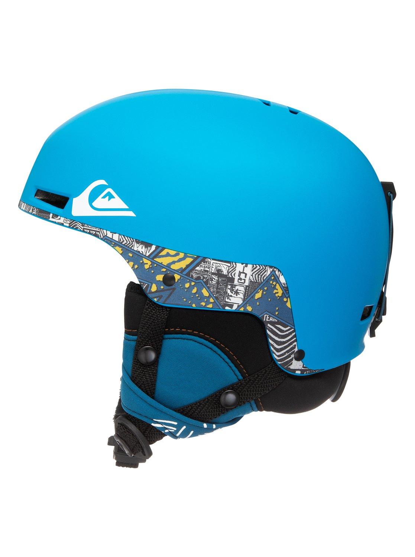 Quiksilver-Axis-Casco-para-Esqui-Snowboard-para-Hombre-EQYTL03034 miniatura 6
