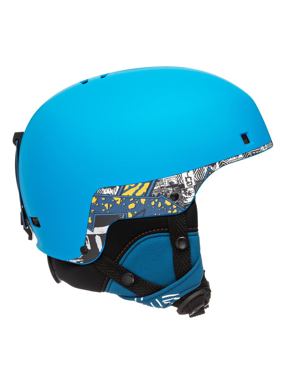 Quiksilver-Axis-Casco-para-Esqui-Snowboard-para-Hombre-EQYTL03034 miniatura 7