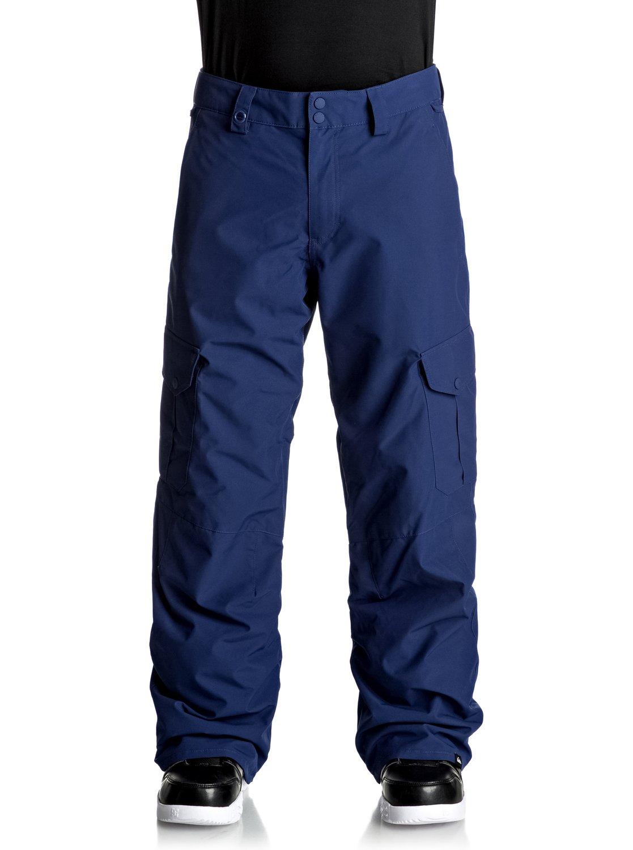 7b529187 Porter - Pantalones Para Nieve para Hombre EQYTP03062   Quiksilver