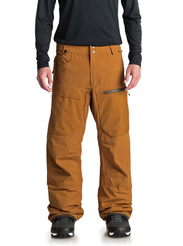 80ab9e14ff5 0 TR Stretch - Pantalón shell para nieve para Hombre EQYTP03082 Quiksilver
