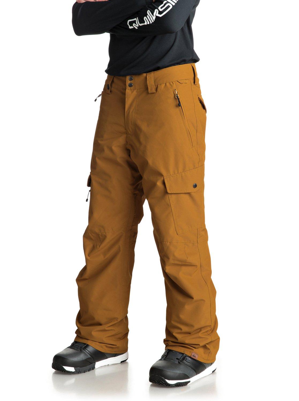 Deportes Y Aire Libre Trajes De Esqui Hombre Ropa Quiksilver Porter Pt Pantalones Para Nieve Clab64 Fr
