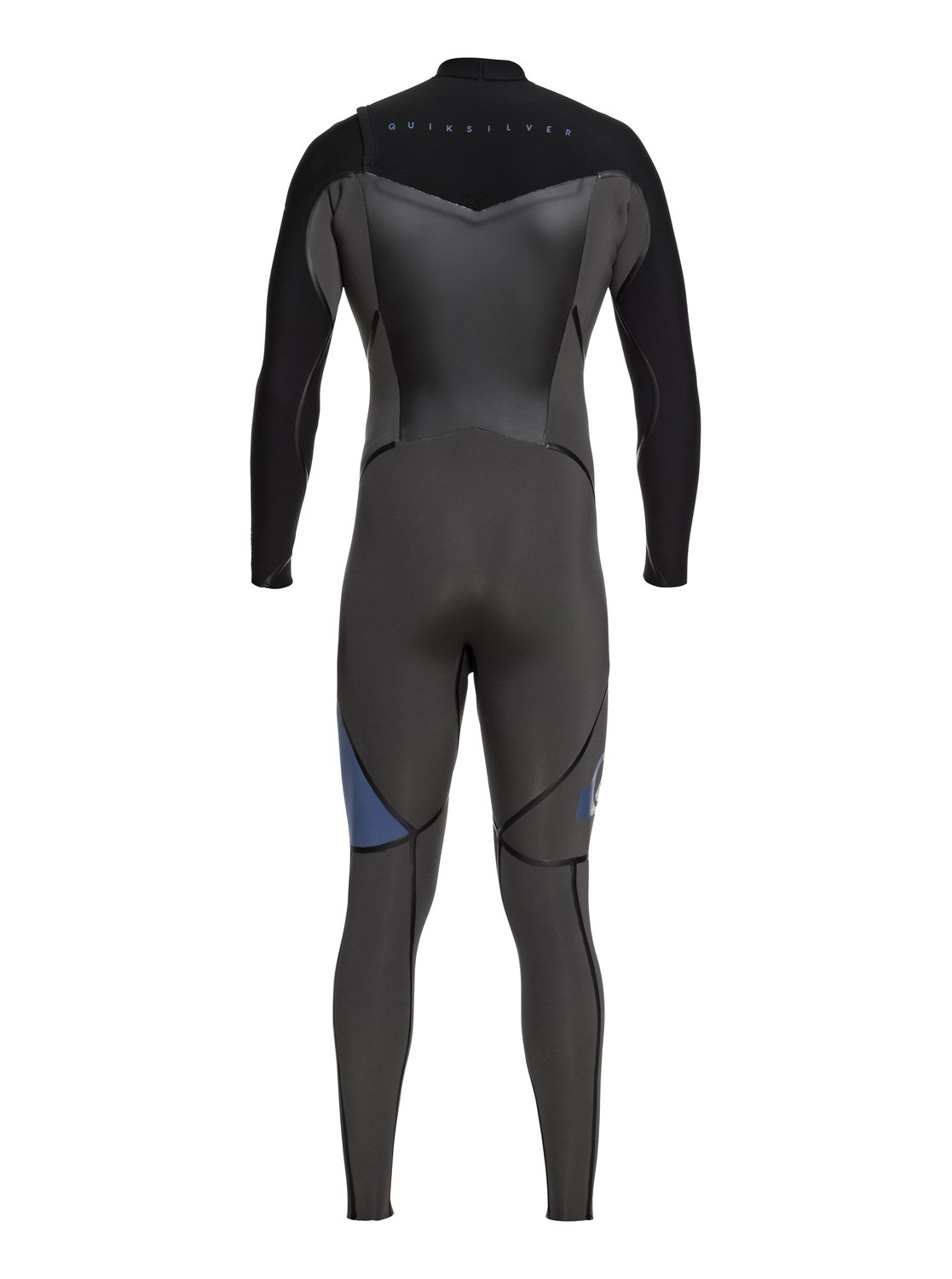 Quiksilver-3-2mm-Syncro-Plus-Chest-Zip-Wetsuit-EQYW103040 miniature 6