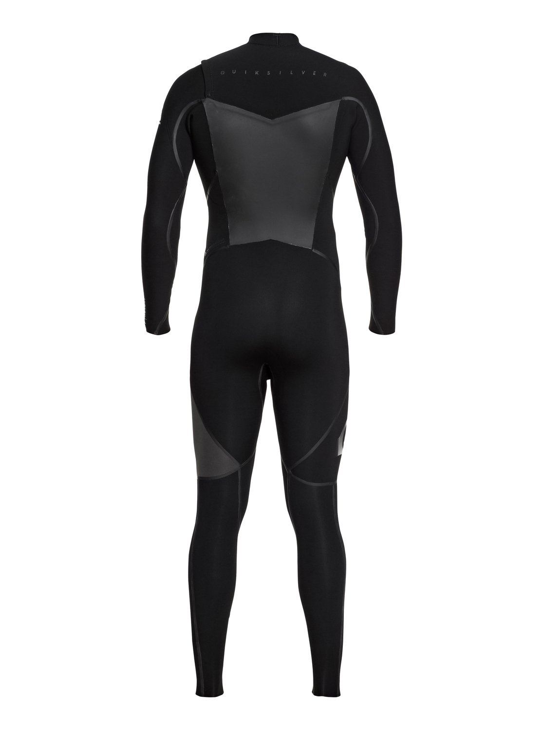 Quiksilver-3-2mm-Syncro-Plus-Chest-Zip-Wetsuit-EQYW103040 miniature 4