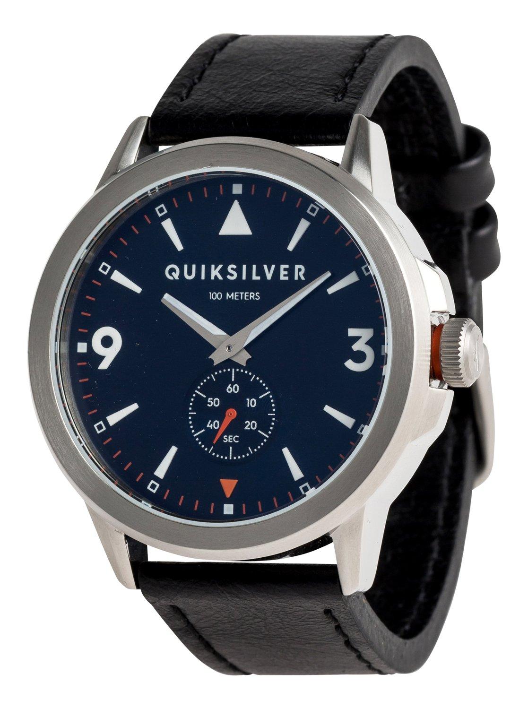 c9e55e37147d 0 Kombat Leather - Reloj Analógico para Hombre EQYWA03017 Quiksilver