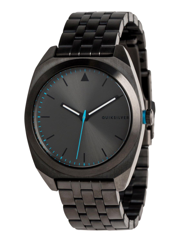 235183a3bb81 0 The PM Metal - Reloj Analógico para Hombre Negro EQYWA03030 Quiksilver