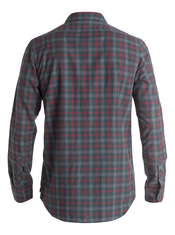 f63f8123bad23 3 Five A Side - Long Sleeve Shirt Blue EQYWT03359 Quiksilver