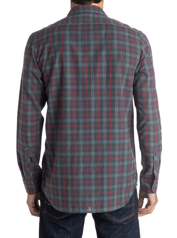 024d392504812 1 Five A Side - Long Sleeve Shirt Blue EQYWT03359 Quiksilver