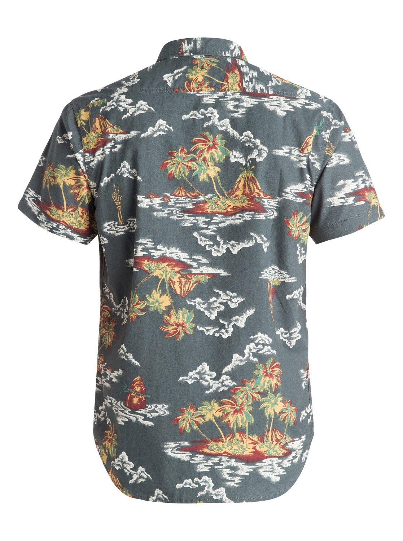 comprar auténtico estilo limitado precios grandiosos Island Apocalyspe - Short Sleeve Shirt EQYWT03409 | Quiksilver