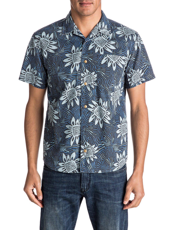 Indian Summer - Short Sleeve Shirt EQYWT03508 | Quiksilver