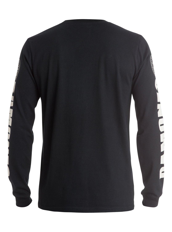 5bdaf4bc 3 Ramones Long Sleeve T-Shirt EQYZT03572 Quiksilver