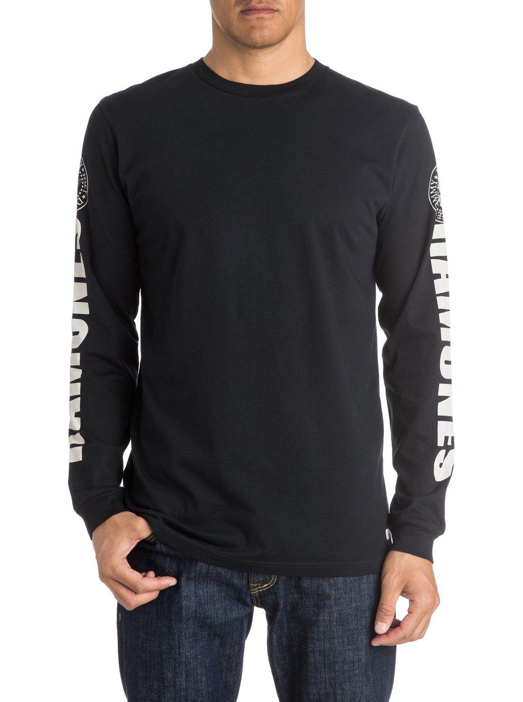 56676e25 4 Ramones Long Sleeve T-Shirt EQYZT03572 Quiksilver