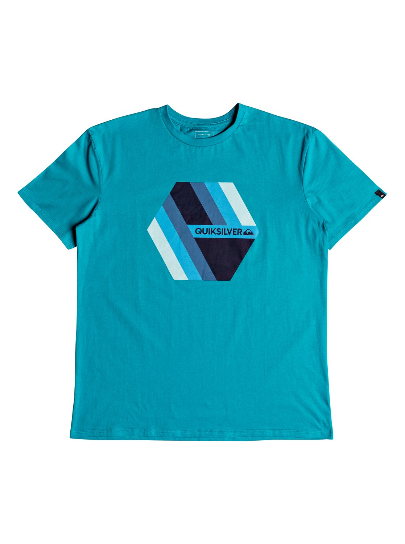 Quiksilver-Retro-Right-T-shirt-col-rond-pour-Homme-EQYZT04942 miniature 12