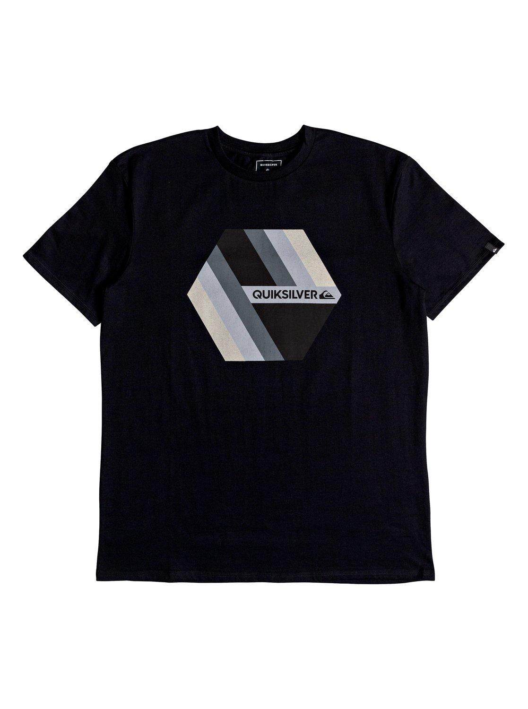 Quiksilver-Retro-Right-T-shirt-col-rond-pour-Homme-EQYZT04942 miniature 16