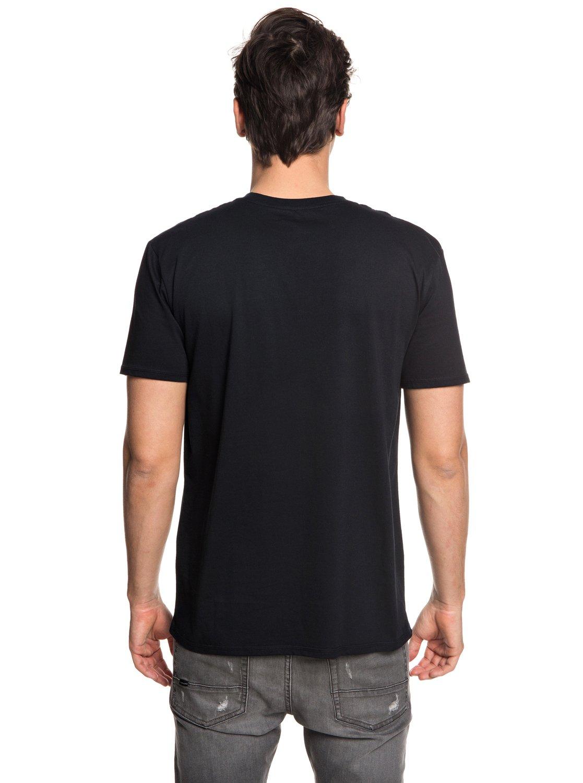 Quiksilver-Retro-Right-T-shirt-col-rond-pour-Homme-EQYZT04942 miniature 15