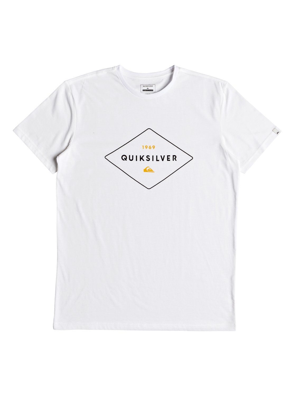 Quiksilver-Fluid-Flow-Camiseta-tecnica-con-UPF-30-para-Hombre-EQYZT04967 miniatura 12