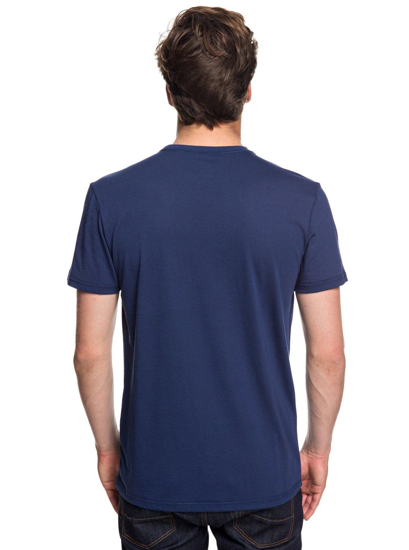 Quiksilver-Fluid-Flow-Camiseta-tecnica-con-UPF-30-para-Hombre-EQYZT04967 miniatura 7