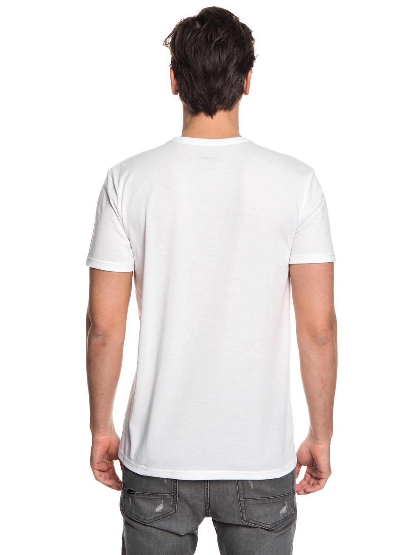 Quiksilver-Fluid-Flow-Camiseta-tecnica-con-UPF-30-para-Hombre-EQYZT04967 miniatura 11