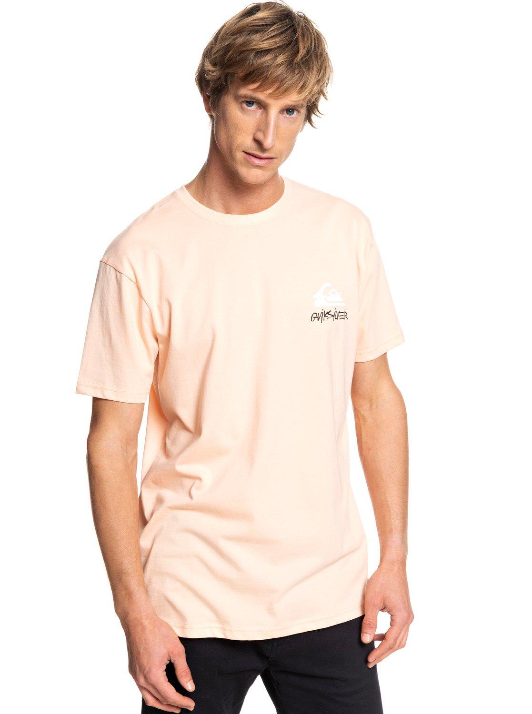 e797bf54b 0 Good Bad - T-Shirt for Men Pink EQYZT04996 Quiksilver
