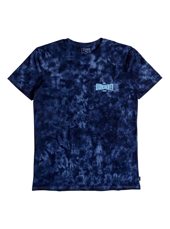 Quiksilver-Rockin-Rails-Camiseta-para-Hombre-EQYZT05002 miniatura 8