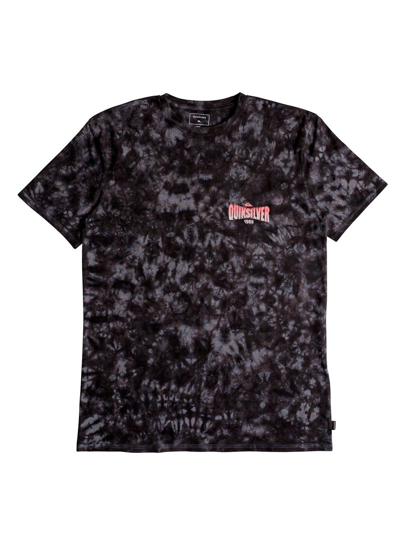 Quiksilver-Rockin-Rails-Camiseta-para-Hombre-EQYZT05002 miniatura 12