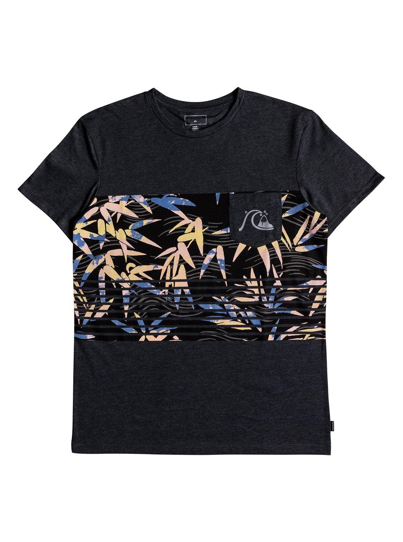 Quiksilver-Silent-Furry-Camiseta-con-bolsillo-para-Hombre-EQYZT05006 miniatura 9