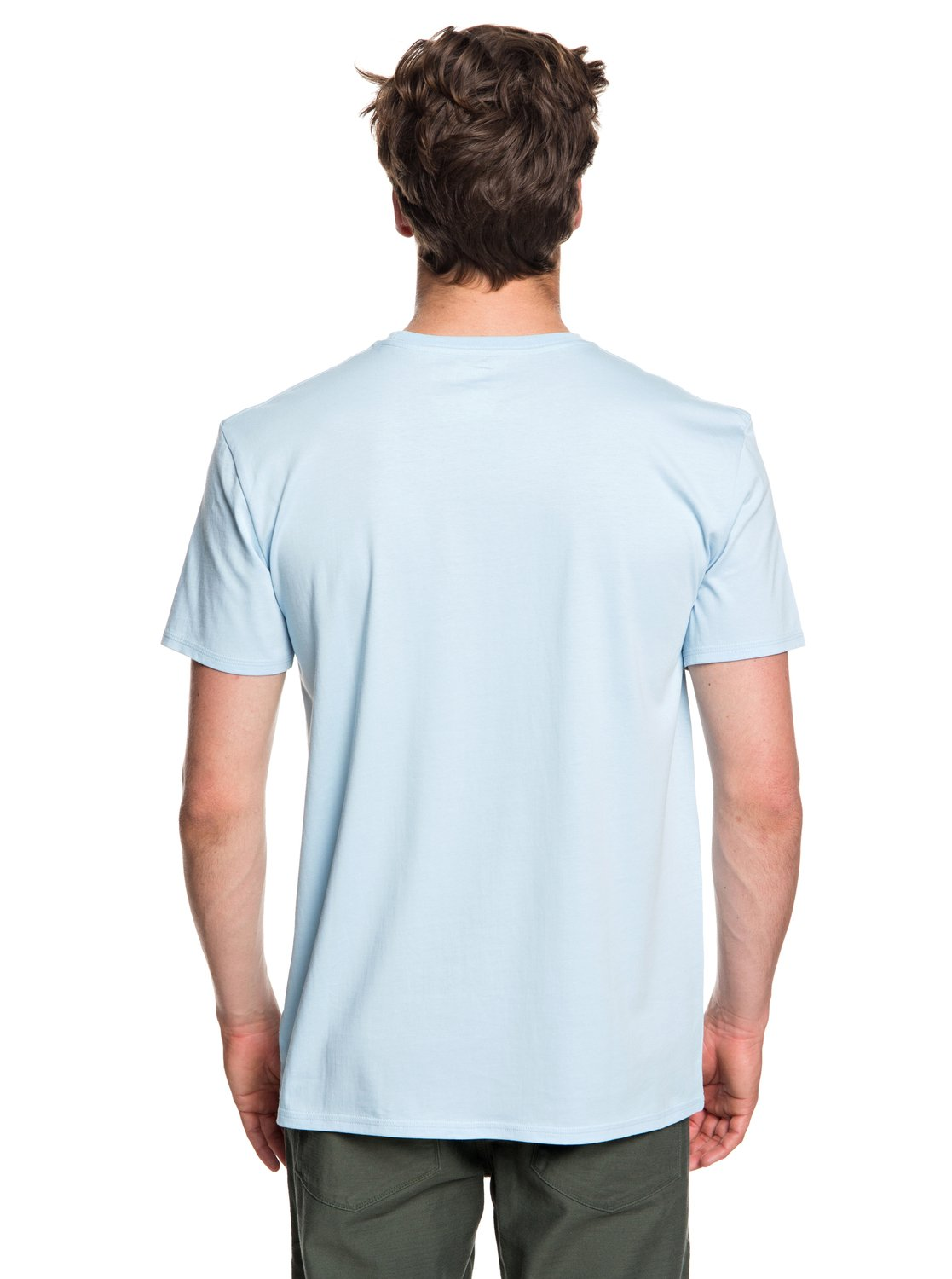 Quiksilver-Photo-Mix-Camiseta-para-Hombre-EQYZT05114 miniatura 3