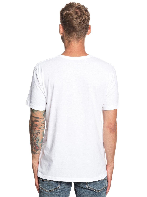 6e19c4e59 2 Ca Plane Pour Moi - T-Shirt for Men White EQYZT05256 Quiksilver