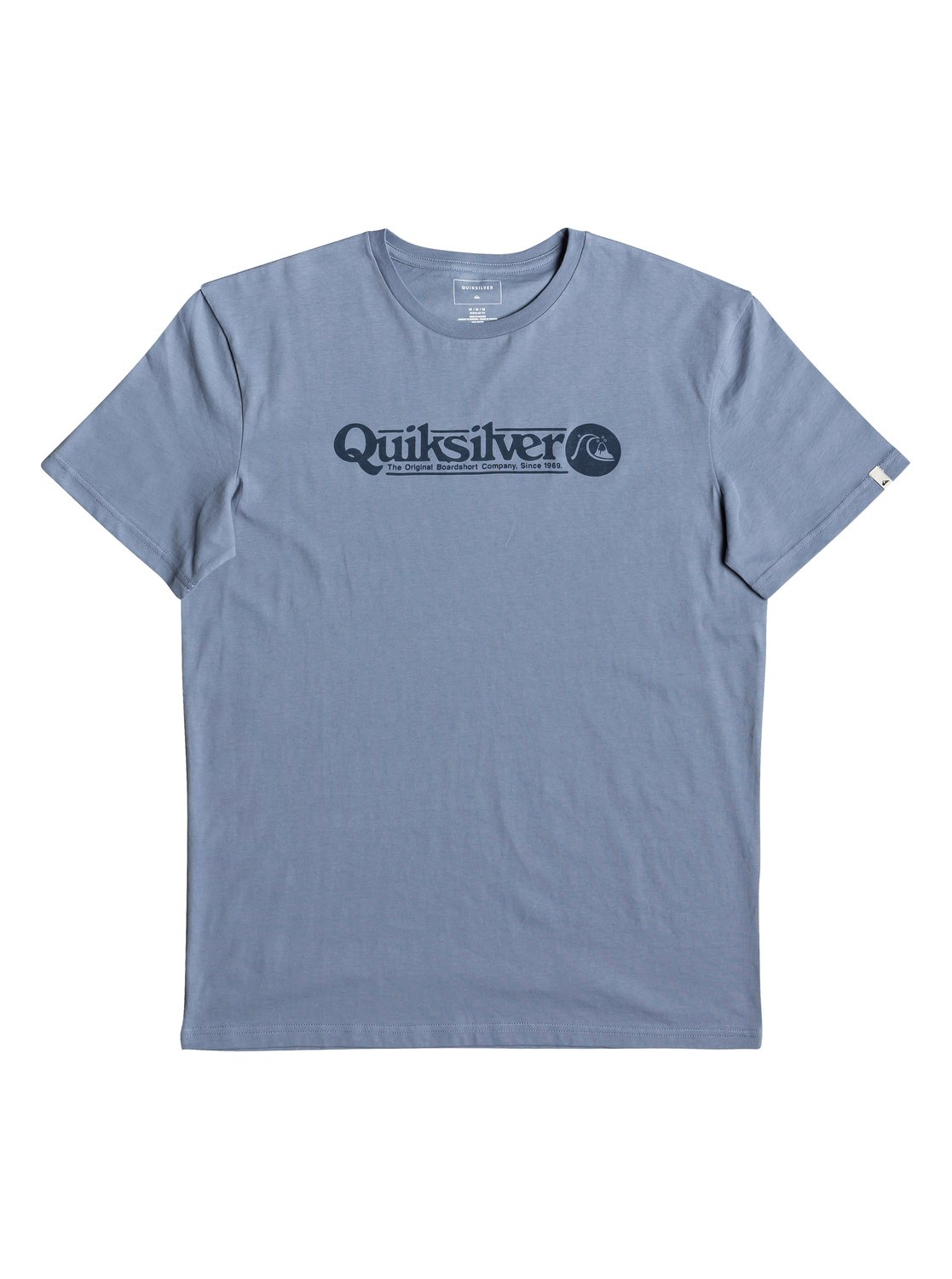 Quiksilver-Art-Tickle-T-shirt-pour-Homme-EQYZT05259 miniature 12