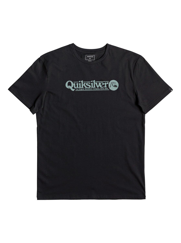 Quiksilver-Art-Tickle-Camiseta-para-Hombre-EQYZT05259 miniatura 16