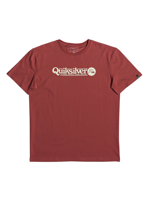 Quiksilver-Art-Tickle-Camiseta-para-Hombre-EQYZT05259 miniatura 20