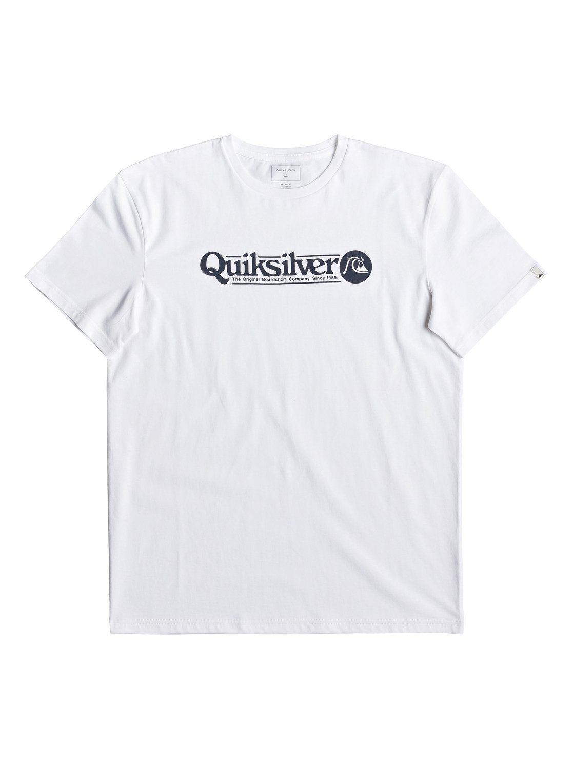 Quiksilver-Art-Tickle-T-shirt-pour-Homme-EQYZT05259 miniature 8