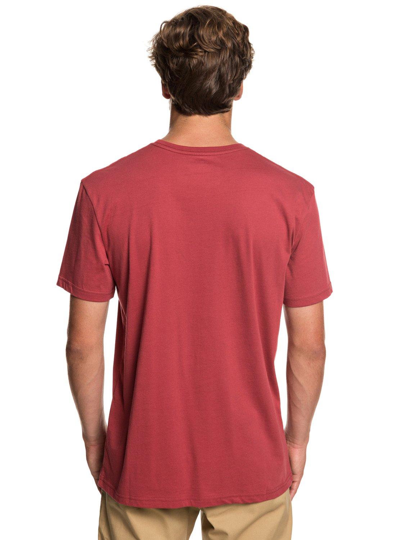 Quiksilver-Art-Tickle-Camiseta-para-Hombre-EQYZT05259 miniatura 19