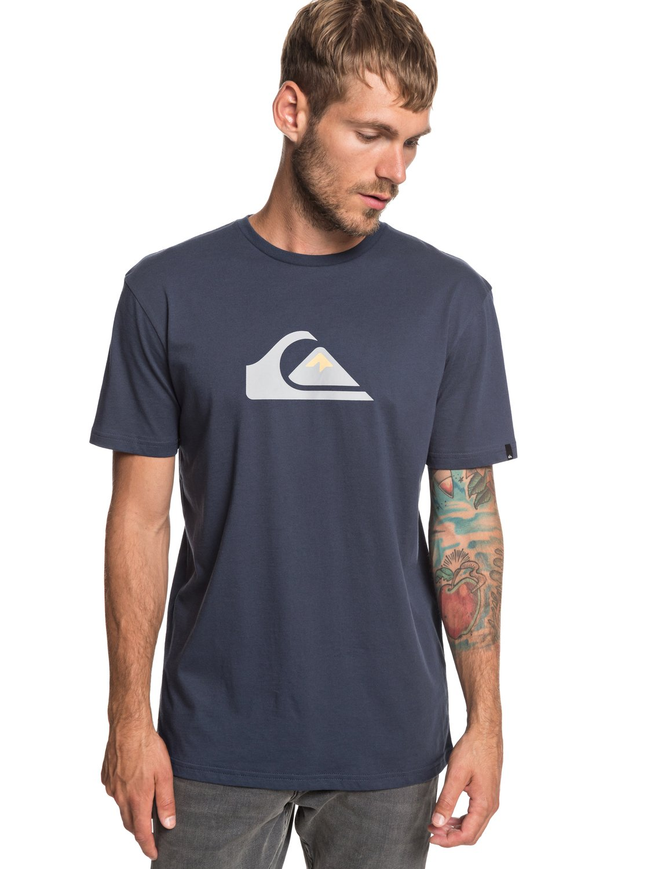 295462bd0d9 0 M And W - T-Shirt for Men Blue EQYZT05262 Quiksilver