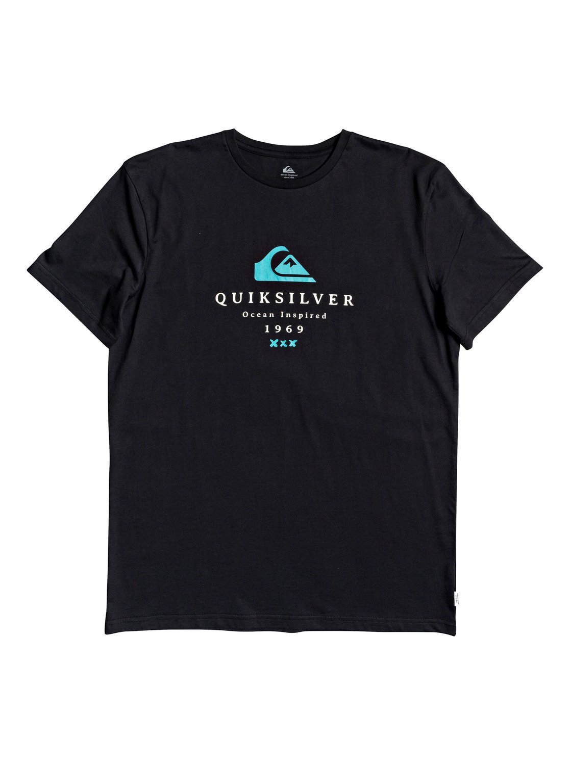 T-Shirt pour Homme Quiksilver First Fire Homme T-Shirt