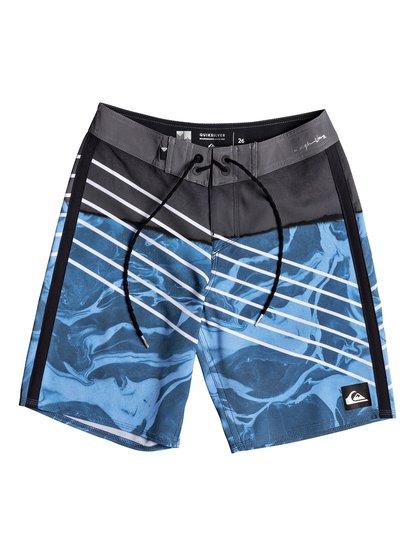 "Highline Lava Slash 17"" - Board Shorts for Boys 8-16  EQBBS03235"