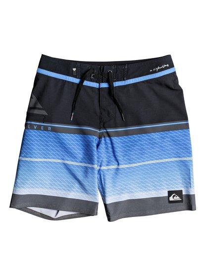 "Highline Slab 16"" - Board Shorts for Boys 8-16  EQBBS03258"