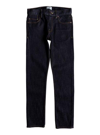 Distorsion Rinse - Slim Fit Jeans for Boys 8-16  EQBDP03151