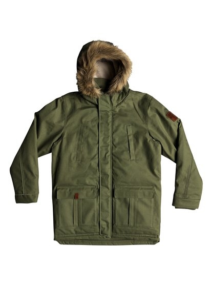 Tottori - Waterproof Hooded Parka for Boys 8-16  EQBJK03151