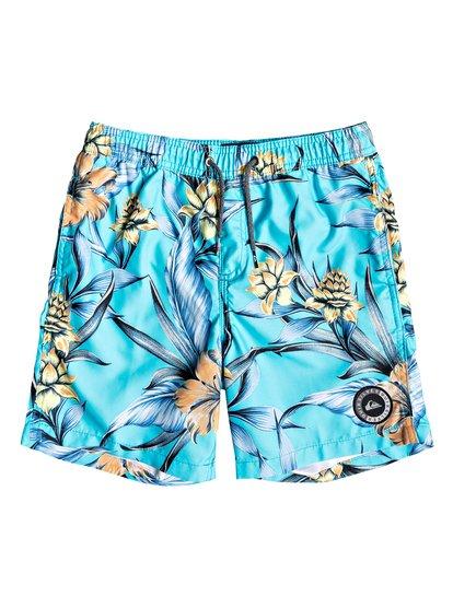 """Pua 15"""" - Swim Shorts for Boys 8-16  EQBJV03138"""