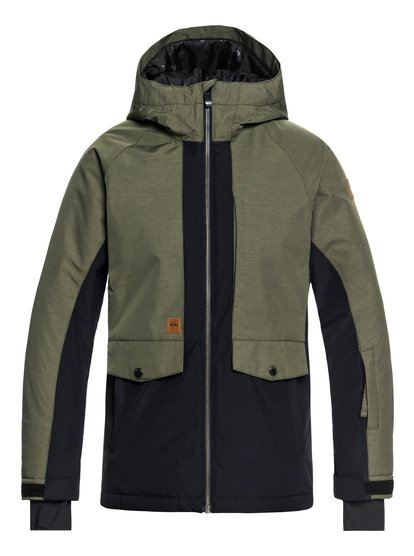 TR Ambition - Parka Snow Jacket for Boys 8-16  EQBTJ03074