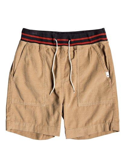 No Surprise - Elasticated Shorts for Boys 8-16  EQBWS03271