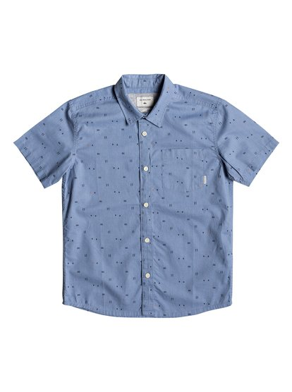 Rock The Road - Short Sleeve Shirt for Boys 8-16  EQBWT03241