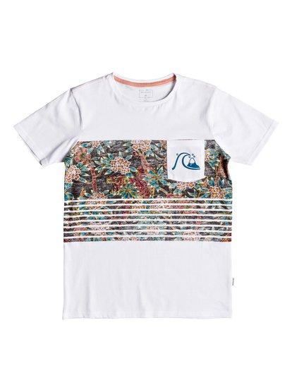 Silent Furry - Pocket T-Shirt for Boys 8-16  EQBZT03782