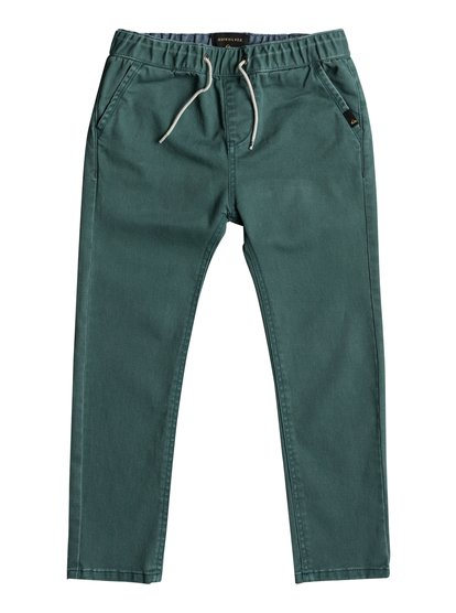 Krandy Elasticated - Slim Fit Trousers for Boys 2-7  EQKNP03043