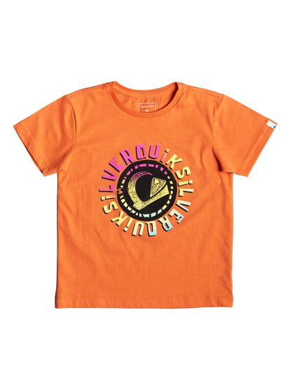 Rasta Logo - T-Shirt for Boys 2-7  EQKZT03294