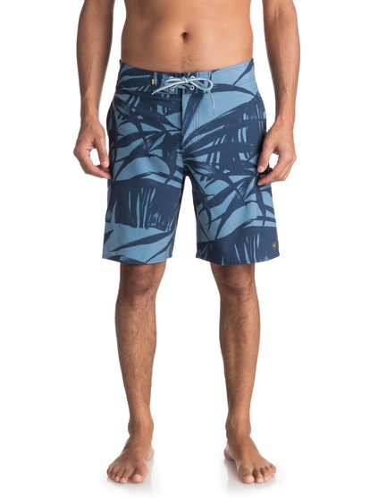 "Waterman Wake Palm 20"" - Board Shorts for Men  EQMBS03034"