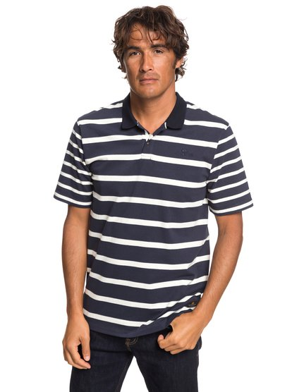 Waterman Sea Fight - Short Sleeve Polo Shirt for Men  EQMKT03054