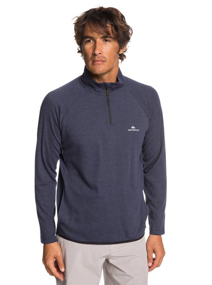 Waterman Sea Hound - Mock Neck Half-Zip Top for Men  EQMKT03059