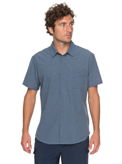 Waterman - Technical Short Sleeve Shirt for Men  EQMWT03128